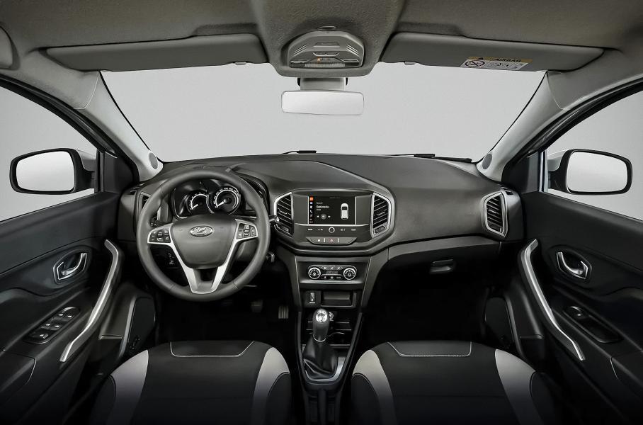 «АвтоВАЗ» запустил реализацию Lada XRay с упрощенной мультимедиасистемой